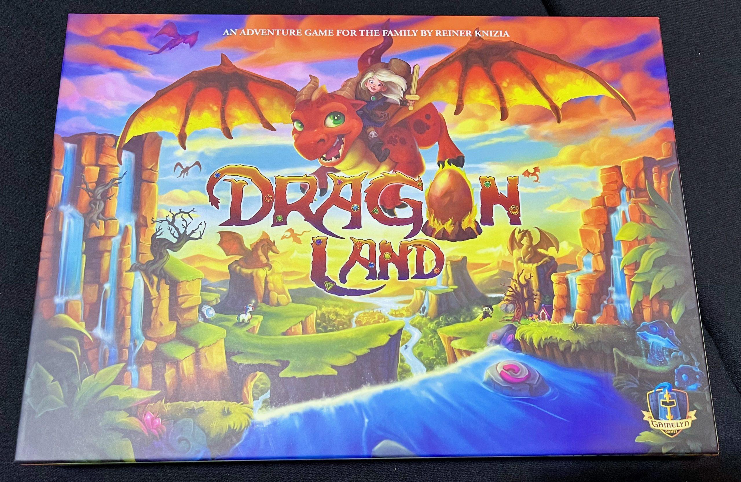Dragon Land box