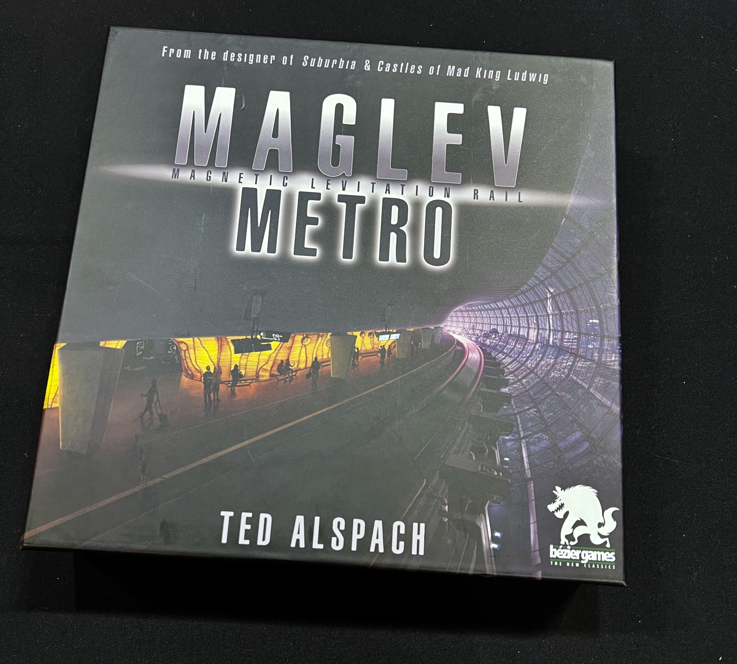 Maglev box